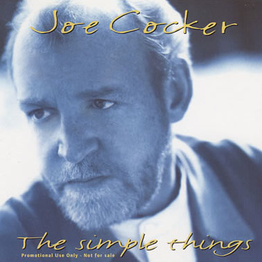 Joe Cocker - The Simple Things